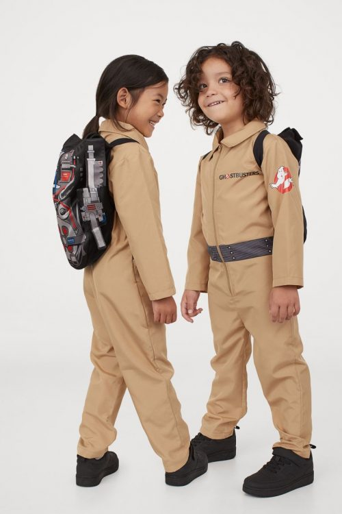 Ghostbusters Costume - H&M - £19.99