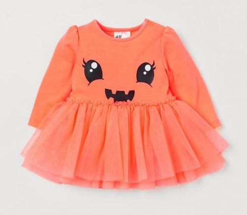 Pumpkin Dress - H&M - £9.99